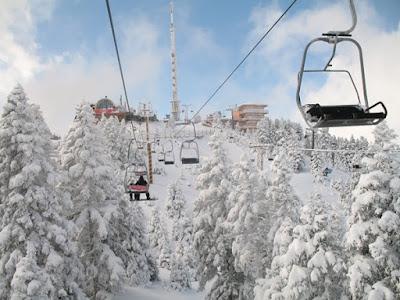 اجمل المناطق الثلجية بتركيا 9