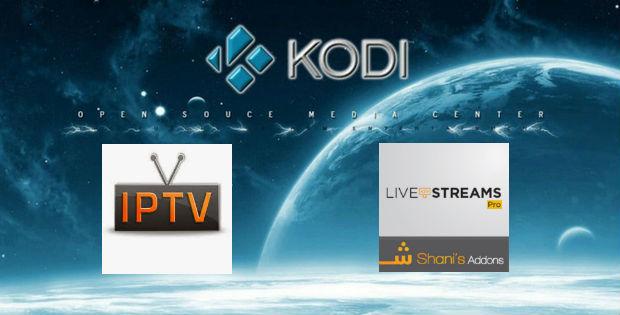 Planet IPTV, un fenomenale XML per LivestreamsPro - Kodi
