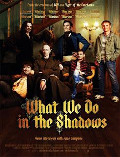 Lo que hacemos en las sombras (2014)