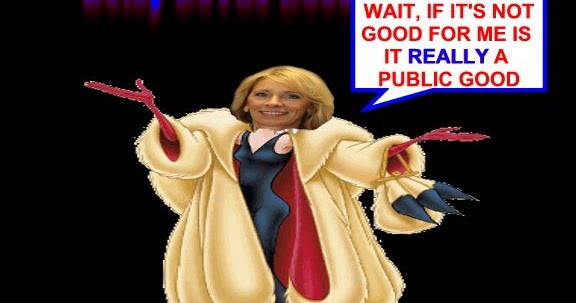Betsy Devos Is No Horace Mann Column >> Big Education Ape The Public Good Betsy Devos Doesn T Get It