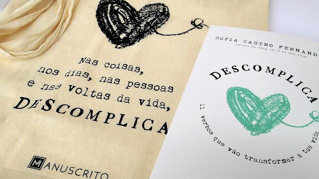 Feira do Livro de Lisboa 2018 descomplica livro e sacola
