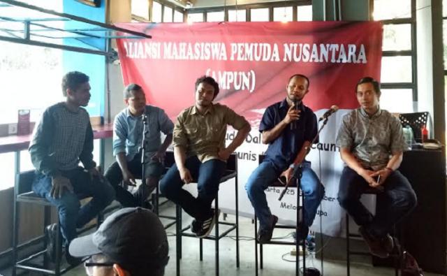 Mahasiswa Ogah Ikut Aksi 299 dan Tangkis Isu Kebangkitan PKI