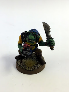 2nd Edition Orks - Snakebite Madboy - Front