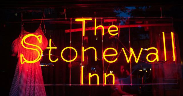 Revolta de Stonewall por André Kummer