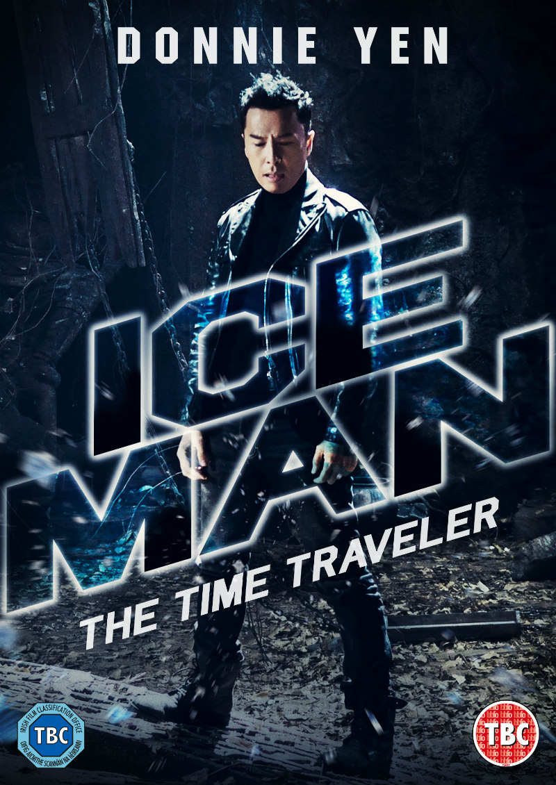 Donnie Yen ICEMAN: THE TIME TRAVELER DVD