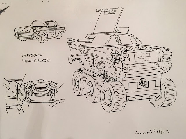 Let's Explore These Vehicle Concept Art Designs We Recently Found On eBay!