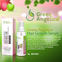 Green Angelica Shampoo