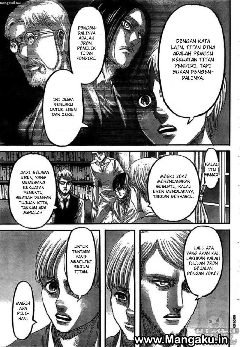 Shingeki No Kyojin: Chapter 108 - Page 32