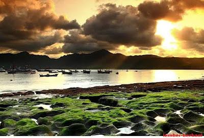 Wisata pada tulungagung-pantai popoh