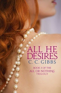 {ARC Reivew} All He Desires by C.C. Gibbs