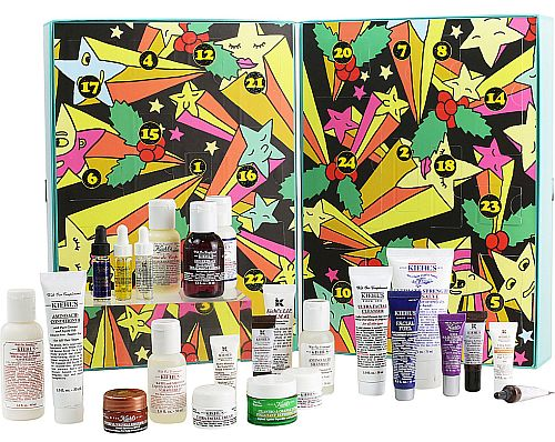 Beauty Advent Calendars 2016 Kiehl