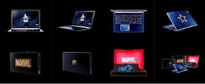 Sei Acer Asipre 6 termasuk Laptop Premium Special Edition