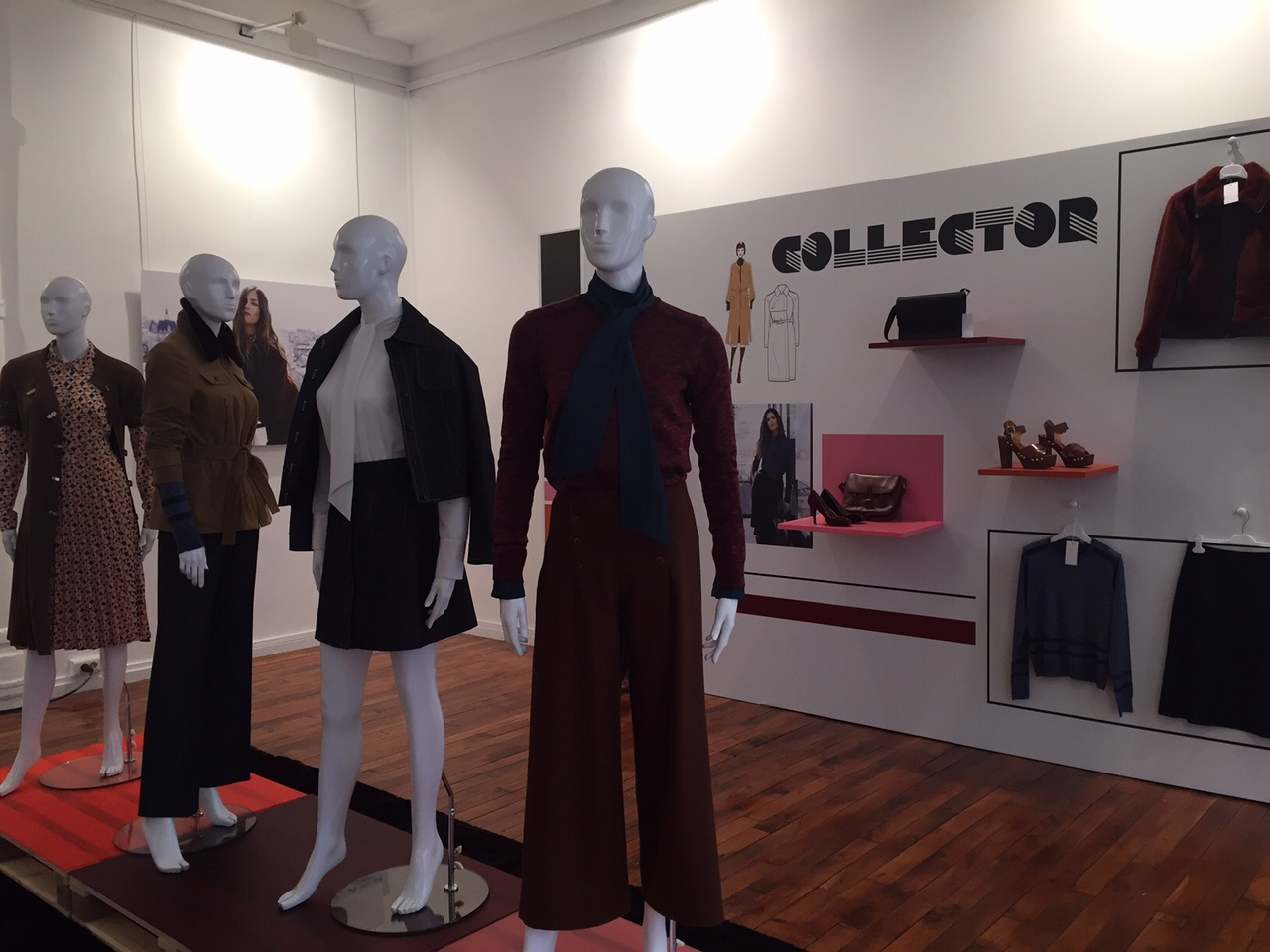 La Redoute AW15 Press Day