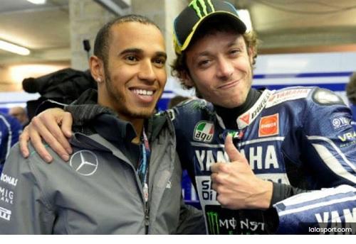 Lewis Hamilton Siap Ramaikan MotoGP Qatar
