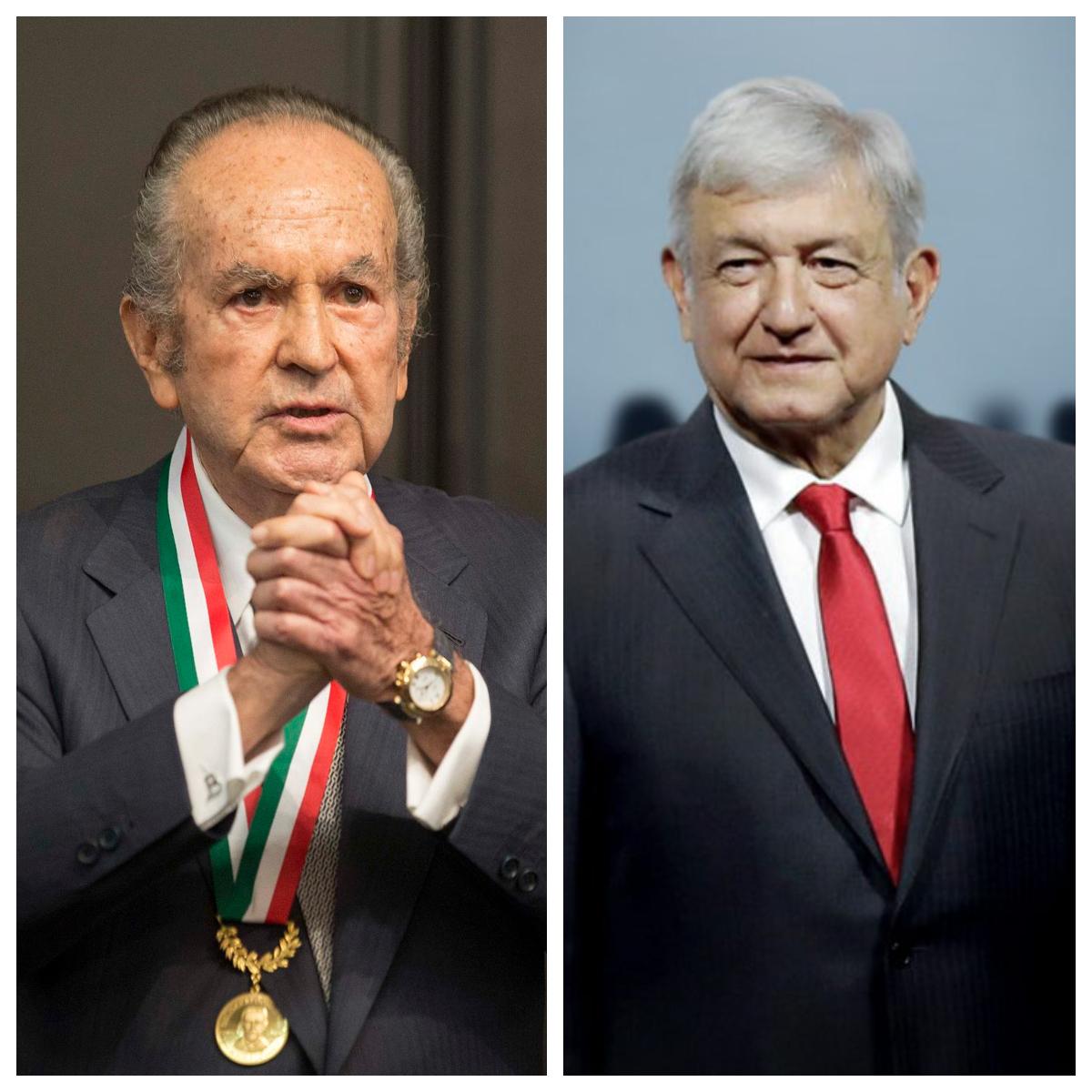 El cuarto hombre más rico de México elogió a AMLO por la carta que ...