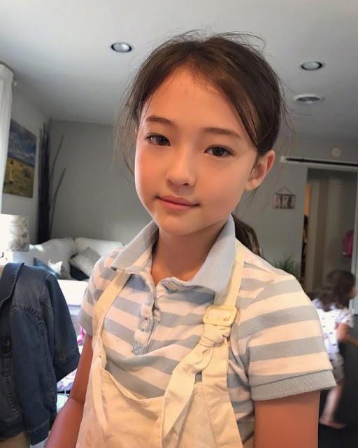 Korean-American Child Model Ella Gross Signs With YG