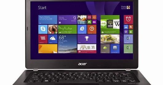 Review Spesifikasi Acer V3-371-Core i5 4210U