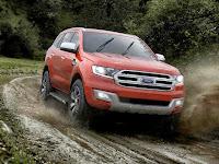 Harga dan Spesifikasi All New Ford Everest