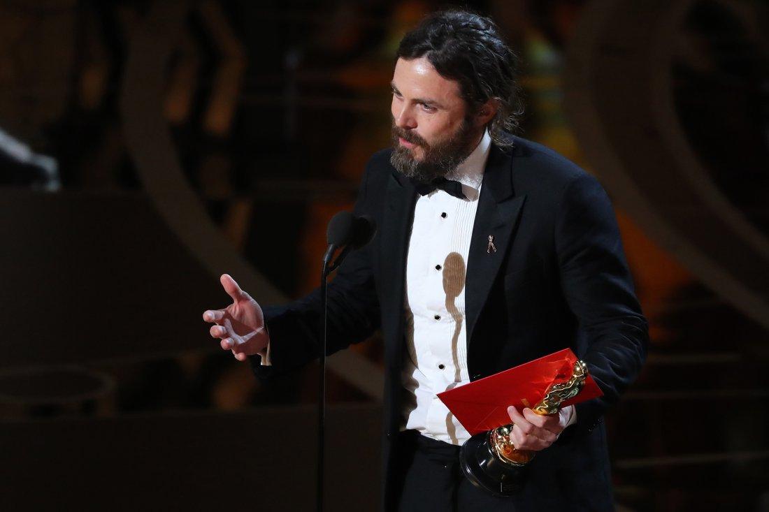 Casey Affleck Oscars 217