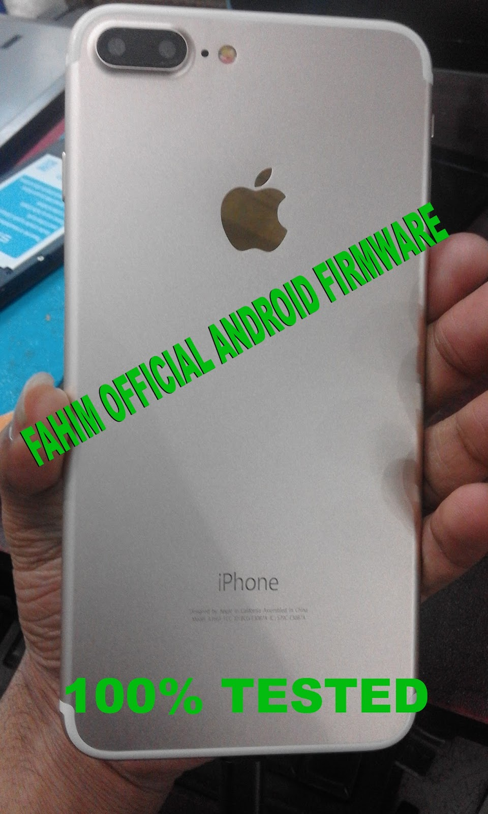 Efty Telecom: I PHONE 7 PLUS CLONE FLASH FILE MT6582 4 2 2