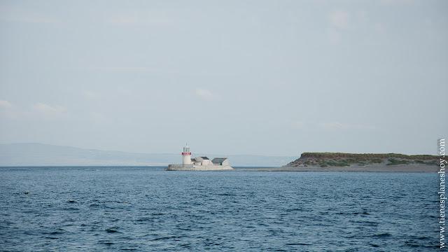 Ferry Islas Aran Inishmore Irlanda