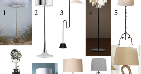 Shed The Love Tunie S Top 10 Floor Lamps