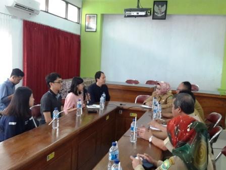 Desa Tanjungwangi Dapat Bantuan dari Korea Lewat Yayasan Saemaul Undong