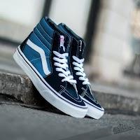 Vans Sk8-Hi (Navy/ Baby Blue/ White)