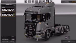 Scania R Mega Mod v 6.5