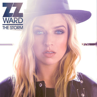 ZZ Ward - The Storm - Album Download, Itunes Cover, Official Cover, Album CD Cover Art, Tracklist