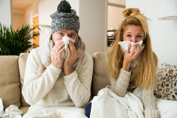 Γρίπη και κρυολόγημα: Για πόσες μέρες είναι μεταδοτικά – Μην κολλήσετε