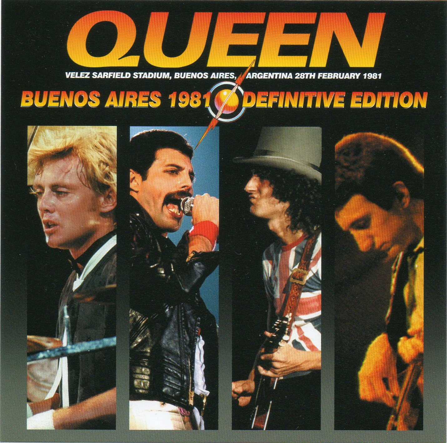 Queen - Live In Buenos Aires (1981)
