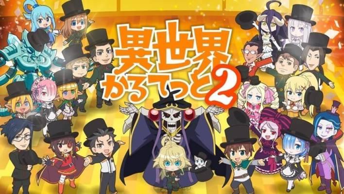 Anime Musim Dingin 2020 Paling Ditunggu