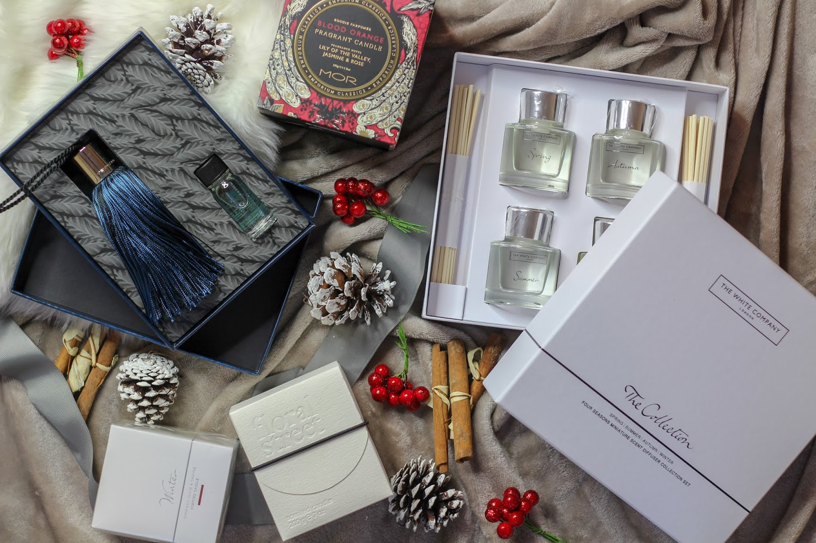 home fragrance christmas gifting