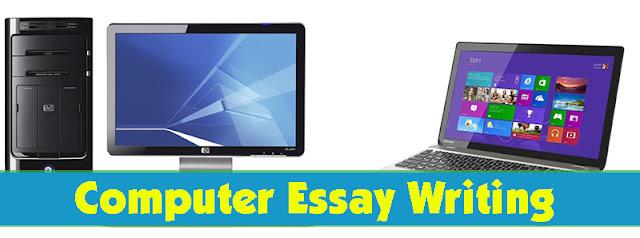Computer Essay Writing - www.edujagatbd.com