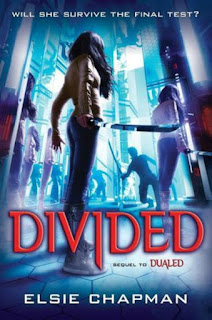 Book Review:  Divided by Elsie Chapman
