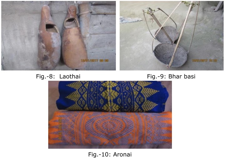 Musical Instruments Food Items Are Also Included In The List Of Folk Materials Of The Bodos Since These Are Also The Elements Of The Material Culture