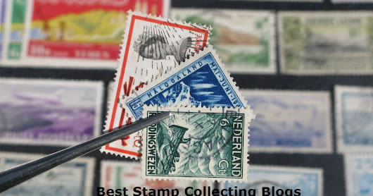 Our blog featured on Top 60 Stamp Collecting Blogs And Websites for Philatelists