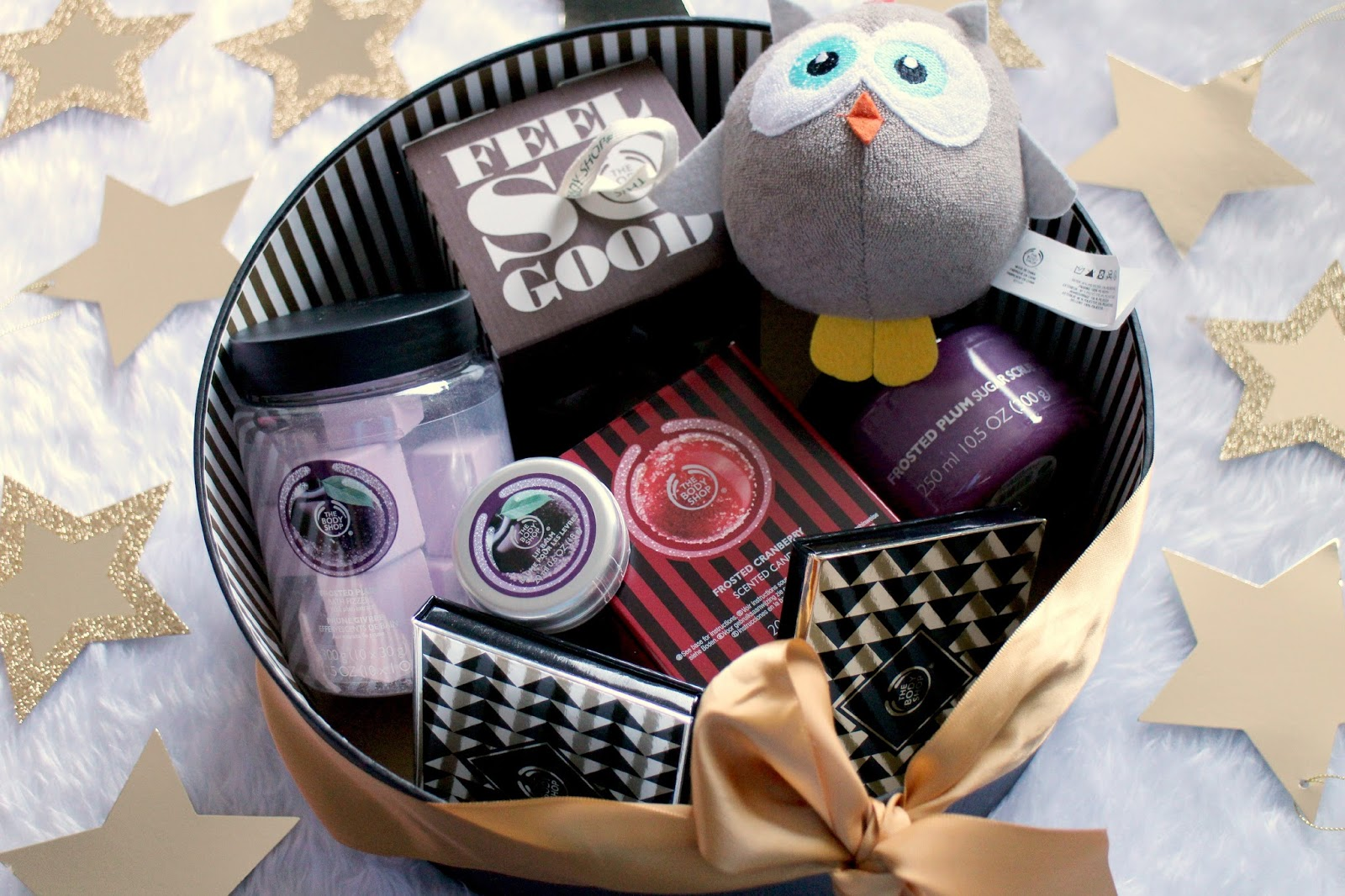 blogmas day 12 create your own gift with the body shop ellis tuesday