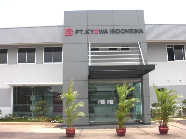 Lowongan Kerja Terbaru Kawasan Industri Ejip CiKARANG PT.KYOWA INDONESIA