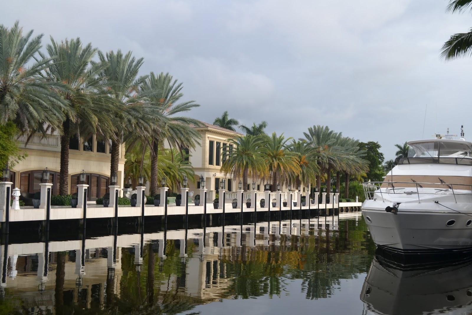 Американская Венеция - Форт-Лодердейл, Флорида (Fort Lauderdale, FL)