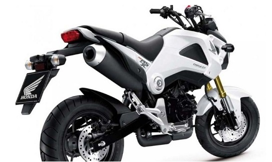 Review Honda MSX 125