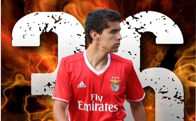 Benfica Futebol Alexandre Penetra