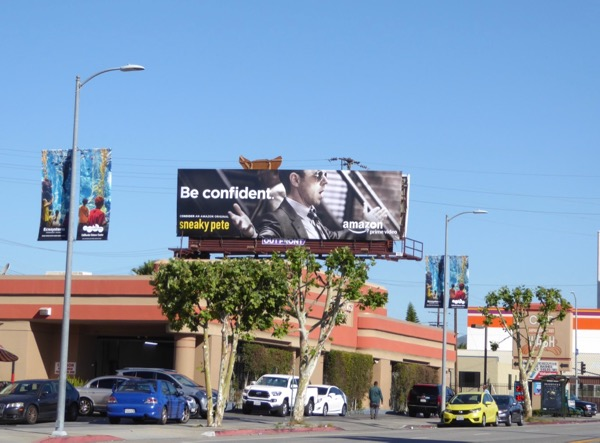 Sneaky Pete season 1 Emmy FYC billboard