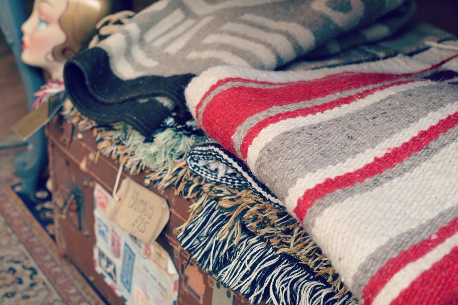 sobeys vintage blankets