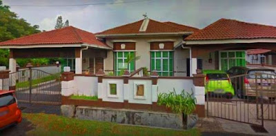 Homestay Melaka Taman Kenanga, Lorong Pandan