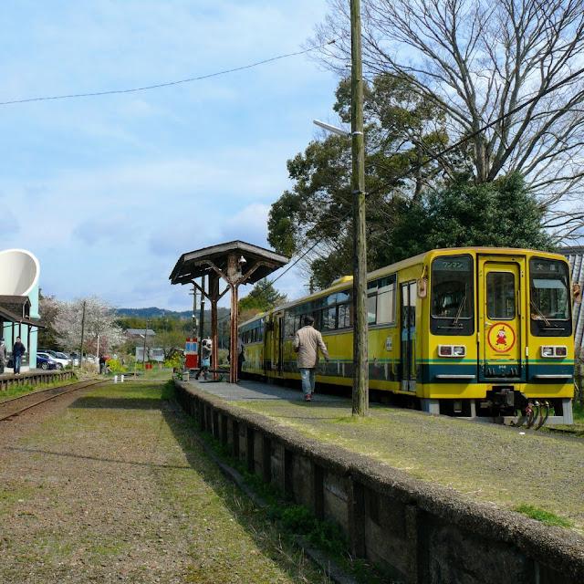 上総中野駅 いすみ鉄道