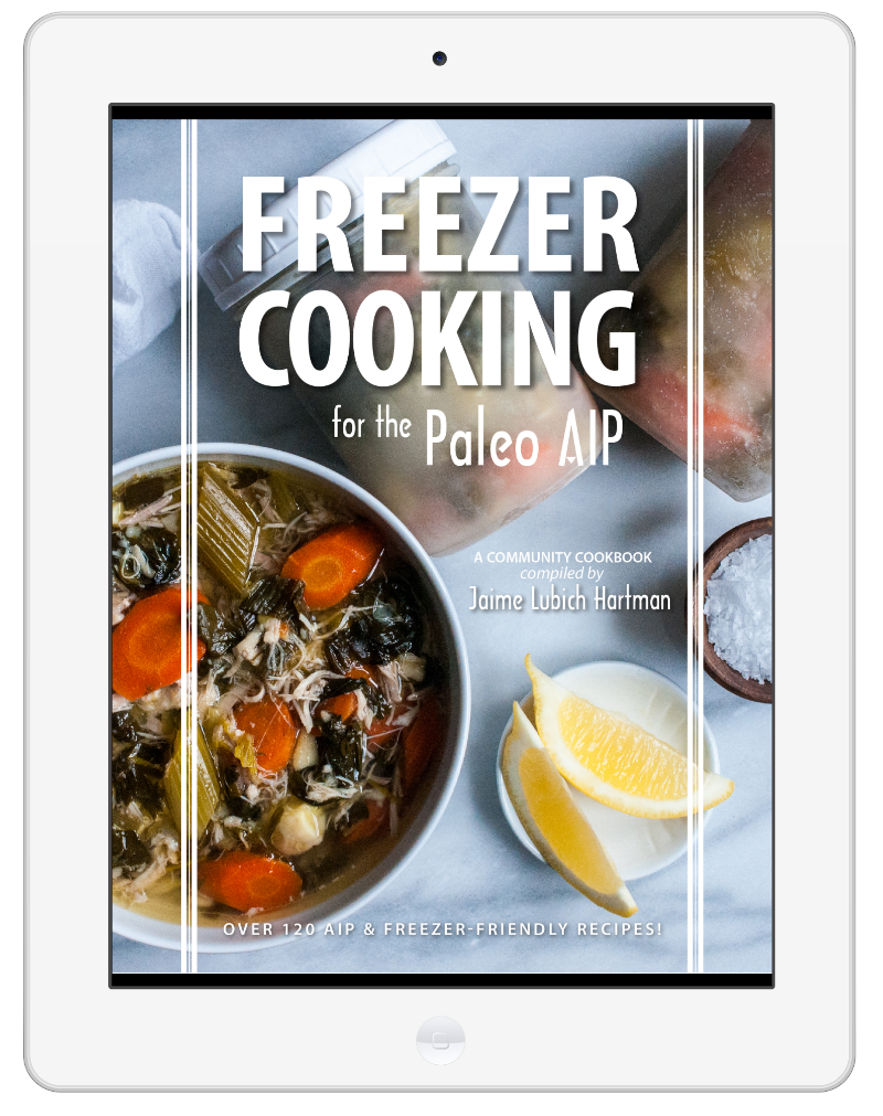 New AIP Freezer eBook!