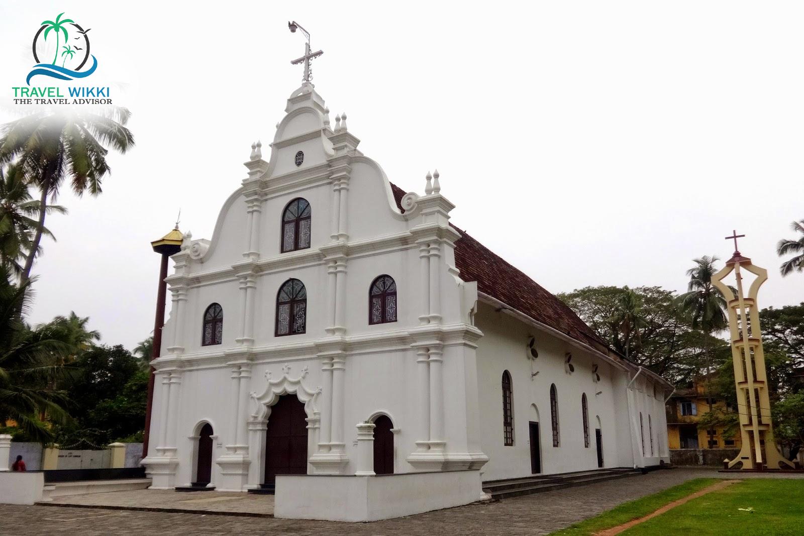 Visit One of The Oldest Churches in Kochi, Santa Cruz Basilica