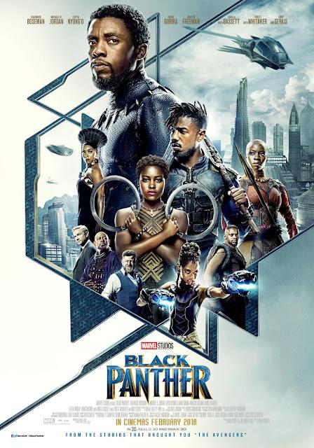 Black Panther  - Poster